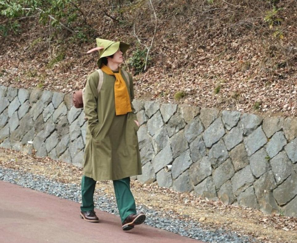 イケメンのスナフキン(日本人/人間)は誰?ムーミンバレーパークで人気!画像や動画も。